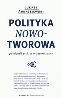 Okładka książki Polityka Nowotworowa