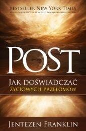 Okładka książki Post. Jak doświadczać życiowych przełomów?