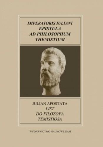 Okładka książki List do filozofa Temistiosa