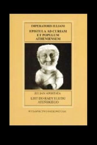 Okładka książki List do rady i ludu ateńskiego
