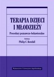 Okładka książki Terapia dzieci i młodzieży. Procedury poznawczo-behawioralne