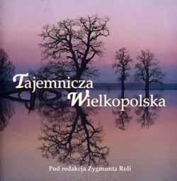 Okładka książki Tajemnicza Wielkopolska