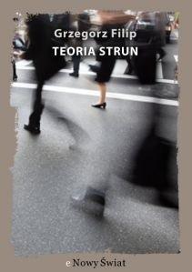 Okładka książki Teoria strun