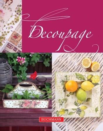 Okładka książki Decoupage