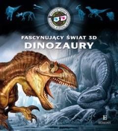 Okładka książki Dinozaury 3D