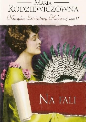 Okładka książki Na fali