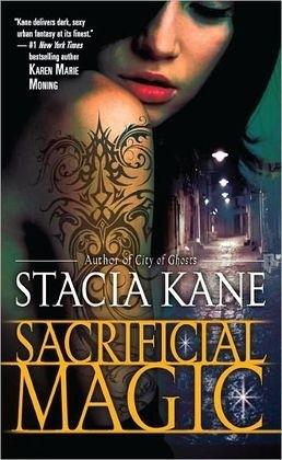 Okładka książki Sacrificial Magic