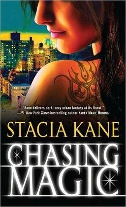 Okładka książki Chasing Magic
