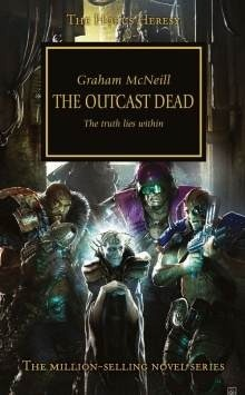 Okładka książki The Outcast Dead