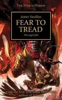 Okładka książki Fear to Tread