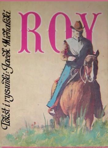 Okładka książki Roy