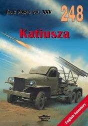 Okładka książki Katiusza