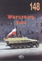 Okładka książki Warszawa 1944