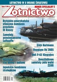 Okładka książki Lotnictwo - Numer Specjalny 5/2008