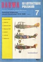 Samoloty wojskowe obcych konstrukcji 1918-1939. T. 2