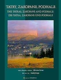 Okładka książki Tatry, Zakopane, Podhale