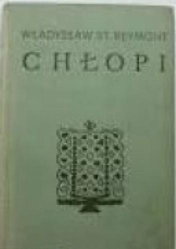 Okładka książki Chłopi I-IV