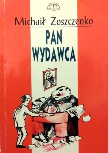 Okładka książki Pan wydawca