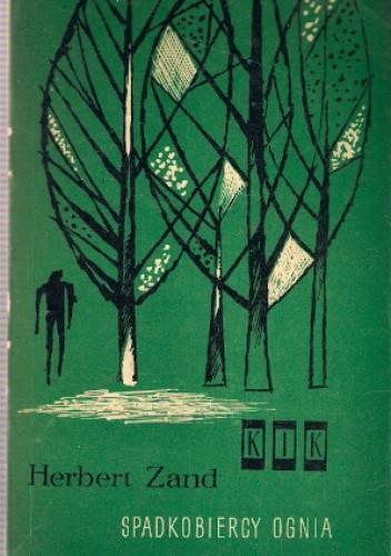 Okładka książki Spadkobiercy ognia