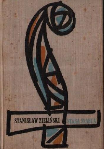 Okładka książki Stara szabla