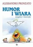 Okładka książki Humor i wiara: anegdoty i historyjki.