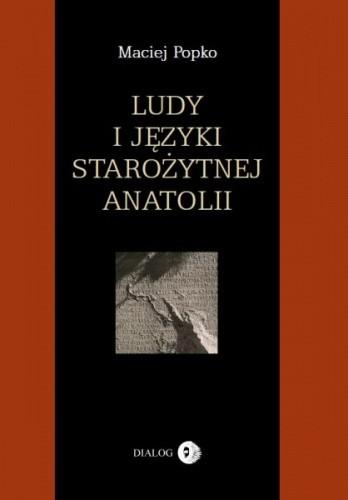 Okładka książki Ludy i języki starożytnej Anatolii