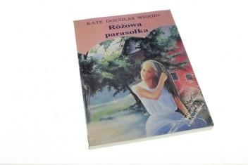 Okładka książki Różowa parasolka