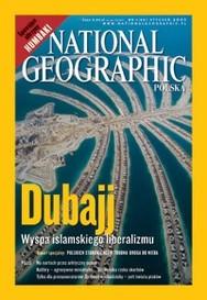 Okładka książki National Geographic 01/2007 (88)