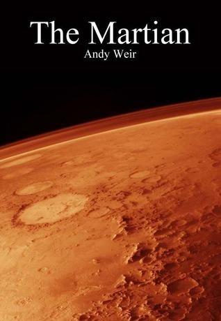 Okładka książki The Martian