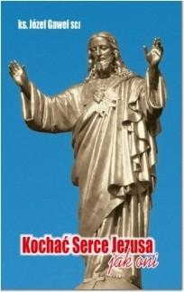 Okładka książki Kochać serce Jezusa jak oni