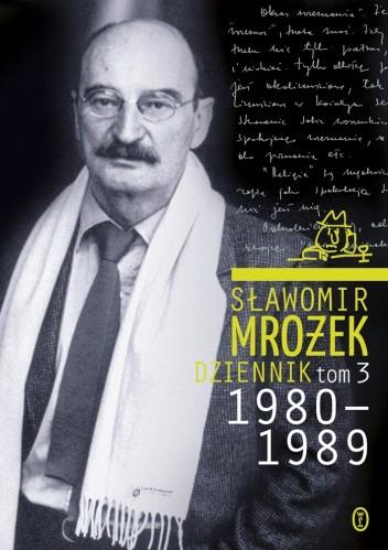 Okładka książki Dziennik tom 3 1980-1989