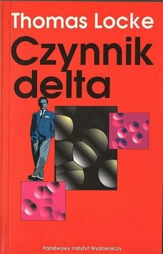 Okładka książki Czynnik Delta