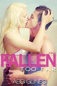 Okładka książki Fallen Too Far