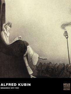 Okładka książki Alfred Kubin: Drawings 1897-1909