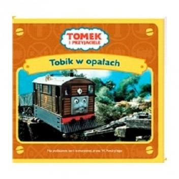 Okładka książki Tobik w opałach