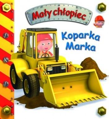 Okładka książki Koparka Marka