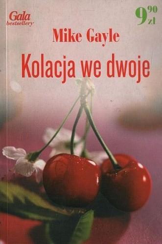 Okładka książki Kolacja we dwoje