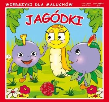 Okładka książki Jagódki
