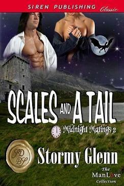 Okładka książki Scales and a Tail