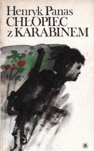 Okładka książki Chłopiec z Karabinem