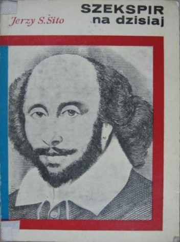 Okładka książki Szekspir na dzisiaj
