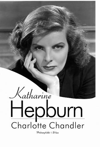 Okładka książki Katharine Hepburn