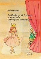Okładka książki Jesteśmy aktorami