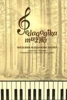 Okładka książki Pedagogika muzyki