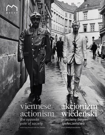 Okładka książki Akcjonizm wiedeński. Przeciwny biegun społeczeństwa