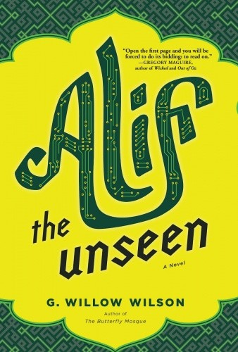 Okładka książki Alif the Unseen