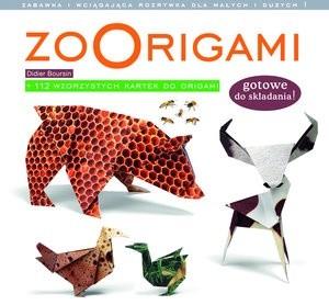 Okładka książki ZoOrigami