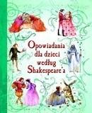 Okładka książki Opowiadania dla dzieci według Shekespeare'a