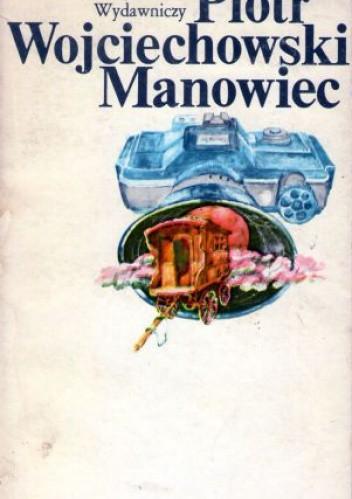 Okładka książki Manowiec