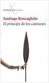 Okładka książki El príncipe de los caimanes